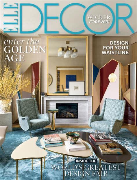elle decor magazine home decorating ideas discountmagscom