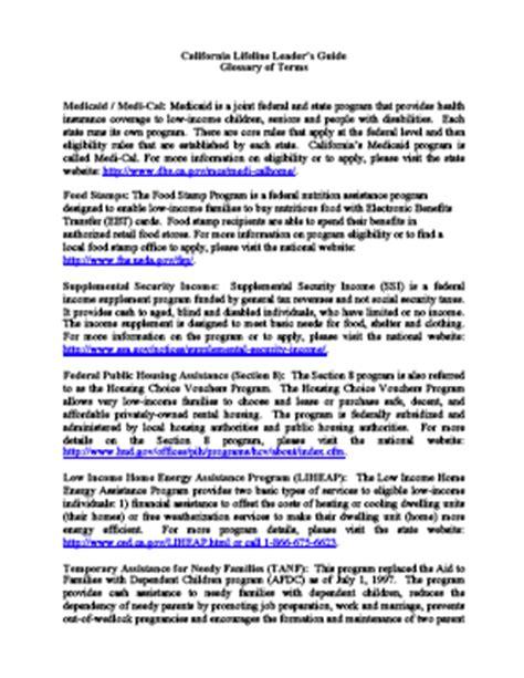 ca lifeline phone number consumer california lifeline materials