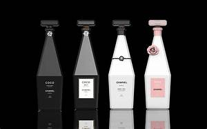 Wine Glass Design Champagne De Chanel On Packaging Of The World Creative