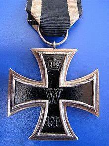 Generic Award Certificate Iron Cross Wikipedia