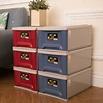 [百貨通]抽屜整理箱(6入)收納箱收納盒塑膠盒 -GOHAPPY快樂購物網