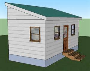 shed style roof transformer 10x20 cabin simple solar homesteading