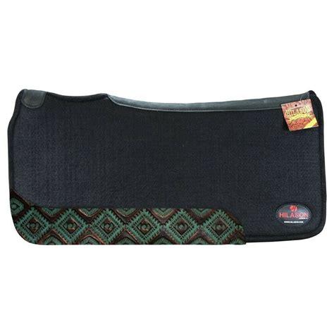 hilason saddle pad western felt wool usa horse seller