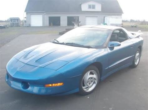 electric and cars manual 1994 pontiac firebird transmission control purchase used 1994 pontiac firebird trans am coupe 2 door 5 7l in aumsville oregon united