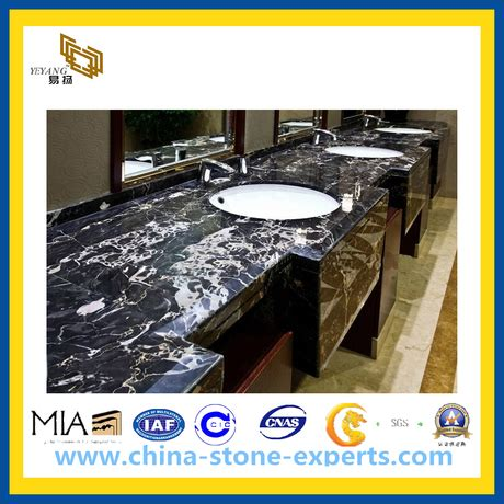 kitchen countertop sink silver marble countertop for kitchen bathroom 1013