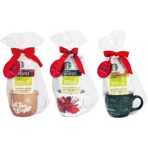 starbucks coffee and cookie mug holiday gift set 3 pc