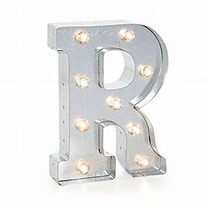 Darice silver metal marquee letter 9875quot r import it all for Darice silver metal marquee letter 9 875