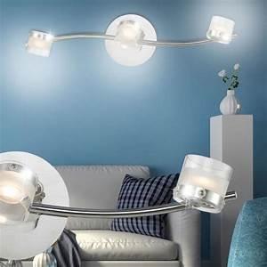 Luminaire Mural Chambre : applique led cob 9w luminaire mural spots mobiles lampe verre clairage salle de s jour achat ~ Teatrodelosmanantiales.com Idées de Décoration