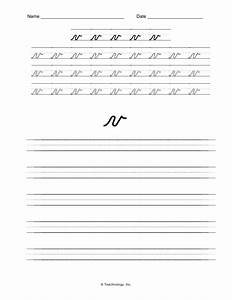 Cursive V Lowercase | www.pixshark.com - Images Galleries ...