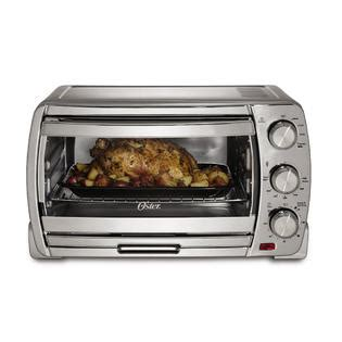 Oster Stainless Steel Convection Countertop Oven by Oster Large Capacity Convection Toaster Oven Stainless