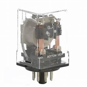 Selecta Switch Sr67s200a4 General Purpose Relay  24 Volt