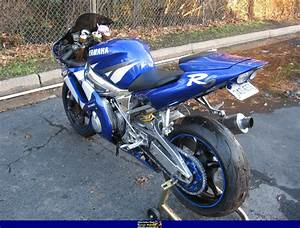 2002 Yamaha Yzf-r6 Photos  Informations  Articles