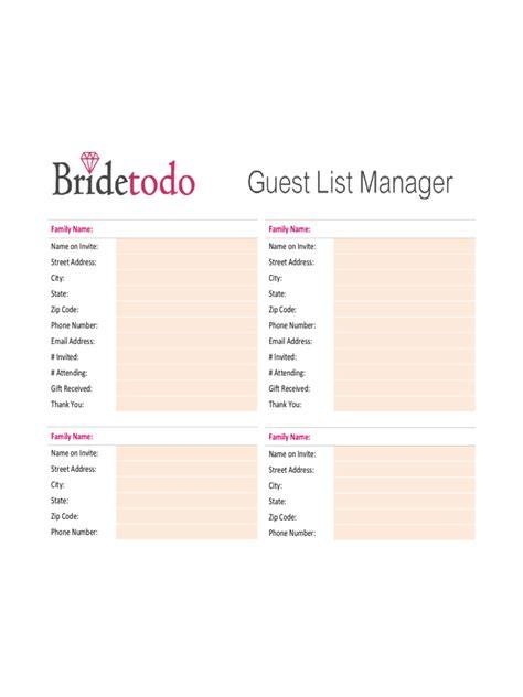 wedding menu template   templates   word
