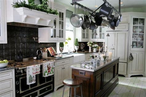 amazing country kitchens amazing country kitchen set for the holidays decoholic 1217