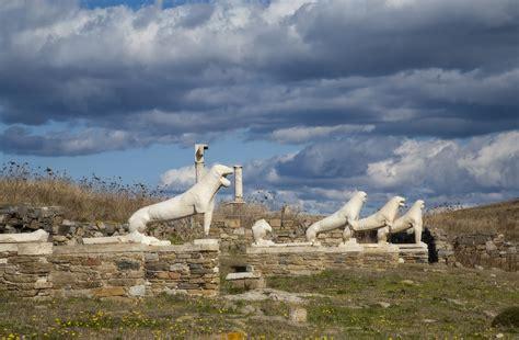 GTP Headlines Archaeological Site of Delos   GTP Headlines