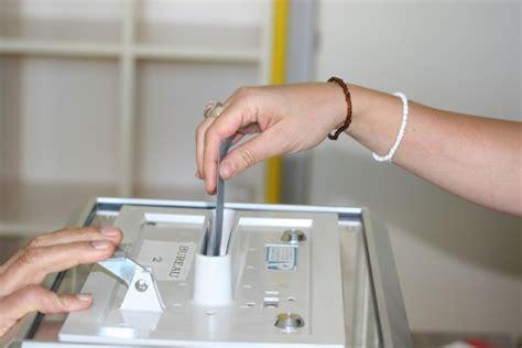 bureau de vote 12 elections législatives partielles dates des votes