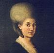 1778: Mozart's Mother, Maria Anna Mozart, Dies in Paris ...