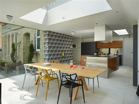 feature wall tiles kitchen 展現個人風格的牆面創意 設計家 searchome 7189