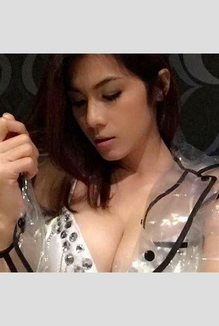 Busty Thai supermodel & actress Natt Chanapa sexy pics