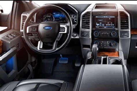 ford bronco interior     suv models
