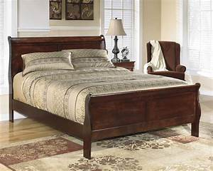 Buy Alisdair King Sleigh Bed By Signature Design From Www