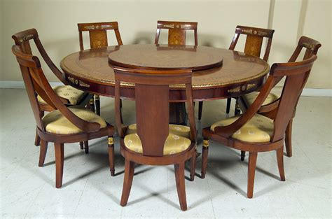 european style kitchen tables european style dining room tables with floral inlays and