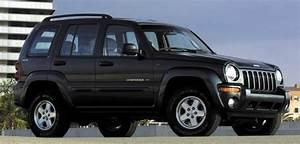 2002 Jeep Cherokee Kj  Also Called Jeep Liberty Kj