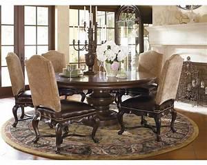 Elba Round Dining Table Thomasville Furniture