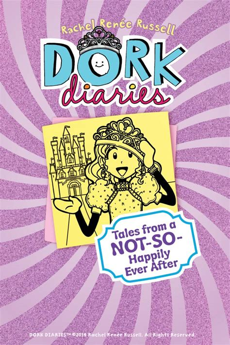 Tales From A Notso Happily Ever After  Wallpaper  Dork Diaries