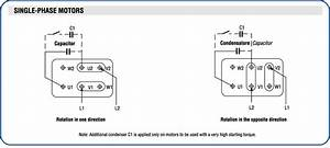 31 Single Phase Motor Connection Diagram