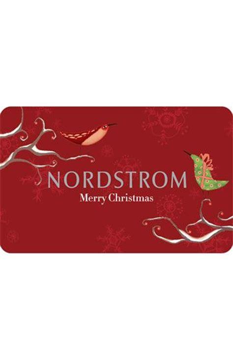 nordstrom merry christmas gift card dec 25 pinterest