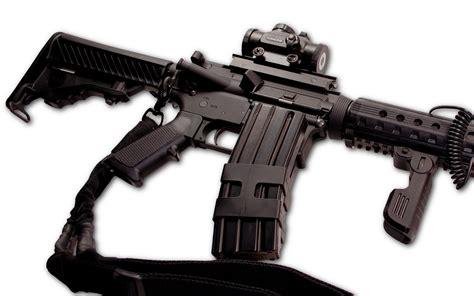 Russian Gun DNA: How American M4 Rifles Are Inspiring ...