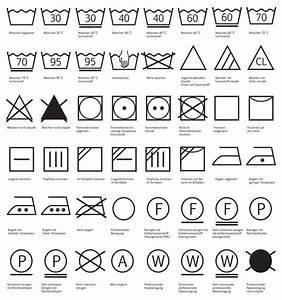 Was Bedeuten Die Wäschezeichen : die besten 25 w schesymbole ideen auf pinterest ~ Lizthompson.info Haus und Dekorationen