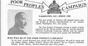 The Poor People's Campaign: the little-known protest MLK ...