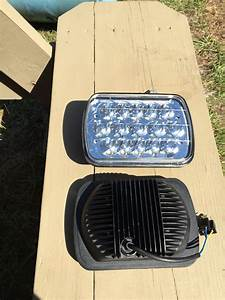 Finally  The Perfect L E D  Headlights For Cherokee Xj U0026 39 S