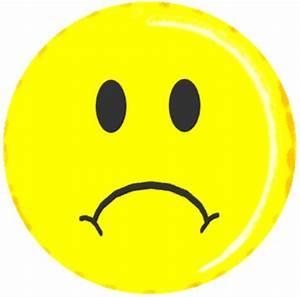 Sad Smiley Face Clipart   Clipart Panda - Free Clipart Images