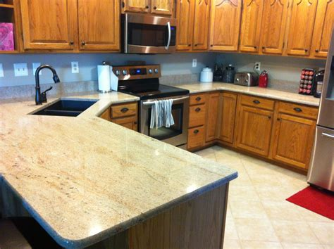 granite america large light colored kitchen granite america