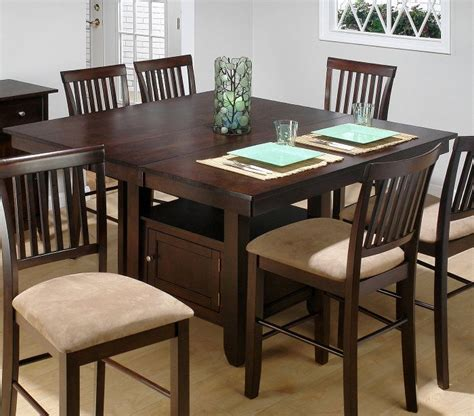 counter height table and chairs future home decor