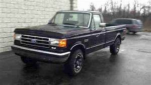 Buy Used 1991 Ford F