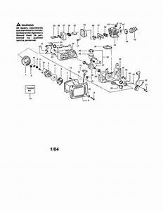 Poulan Gas Chainsaw Parts
