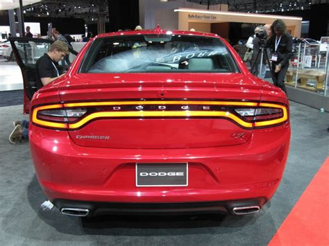 2015 Dodge Charger At 2014 New York Auto Show, Size