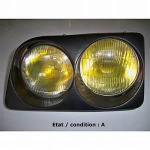 Phare Auto : phare double optique gauche siem 14100 12560 r troptic 39 auto ~ Gottalentnigeria.com Avis de Voitures