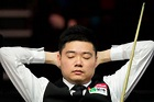 Ding Junhui out of Players Tour Championship Finals after ...