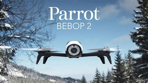 parrot bebop  drone official video launch youtube