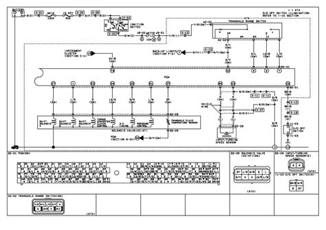 2001 Mazda 626 Fuel Wiring Diagram by Repair Guides Ignition System 1999 Engine