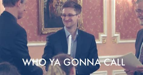 tech support  russia give edward snowden  call