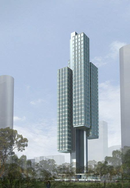 Oma Designs Residential Tower Singapore Modern