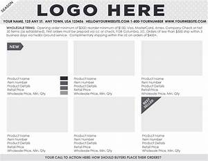 fashion industry the value of a line sheet template With clothing line sheet template
