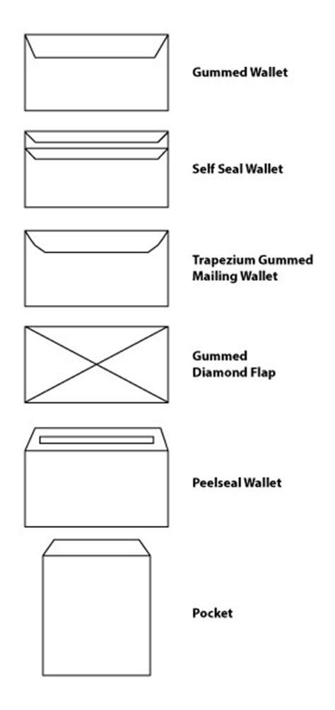 envelope specifications information xpert envelopes