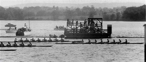 Lake Yale Boat R by Yale Versus Cornell And Navy During The Mid 1950s Part
